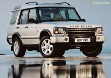 Discovery 2002 - 2004