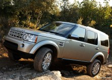 Discovery LR4 с 2009 года