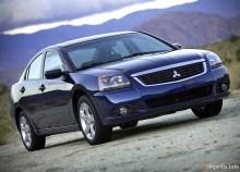 Тех. характеристики Mitsubishi Galant с 2008 года