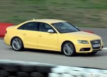 Тех. характеристики Audi S4 с 2008 года