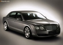 характеристики bentley flying spur
