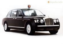 bentley state limousine вес