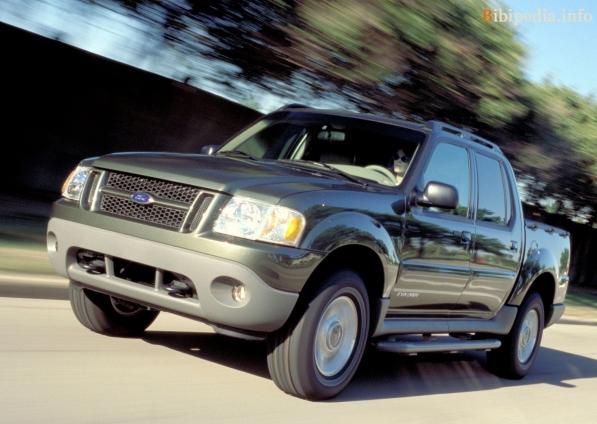 Фото Ford Explorer sport trac 2000 2005