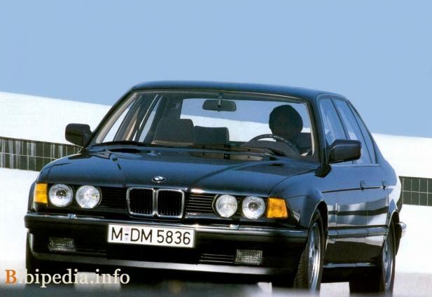 Bmw e32 modified