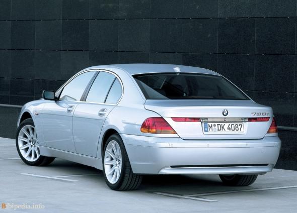 Bmw 760li (e66) 2003 201305