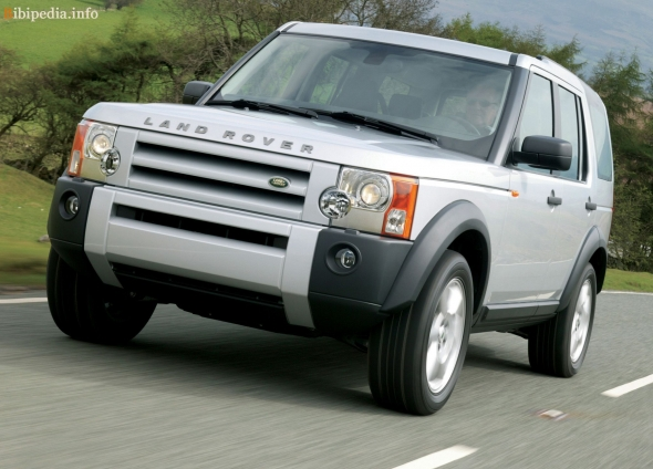 Land rover discovery pics and photos