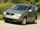 Volkswagen Caddy с 2005 года