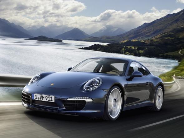Фото и видео Porsche 911 carrera s 991 с 2012 года - Бибипедия.