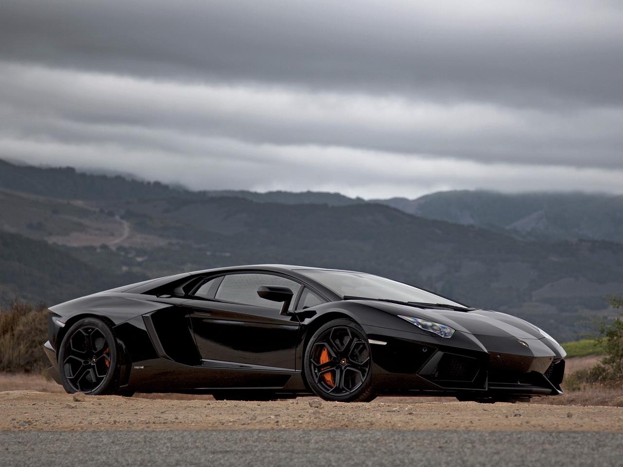 Wallpaper Full HD 1080p Lamborghini New
