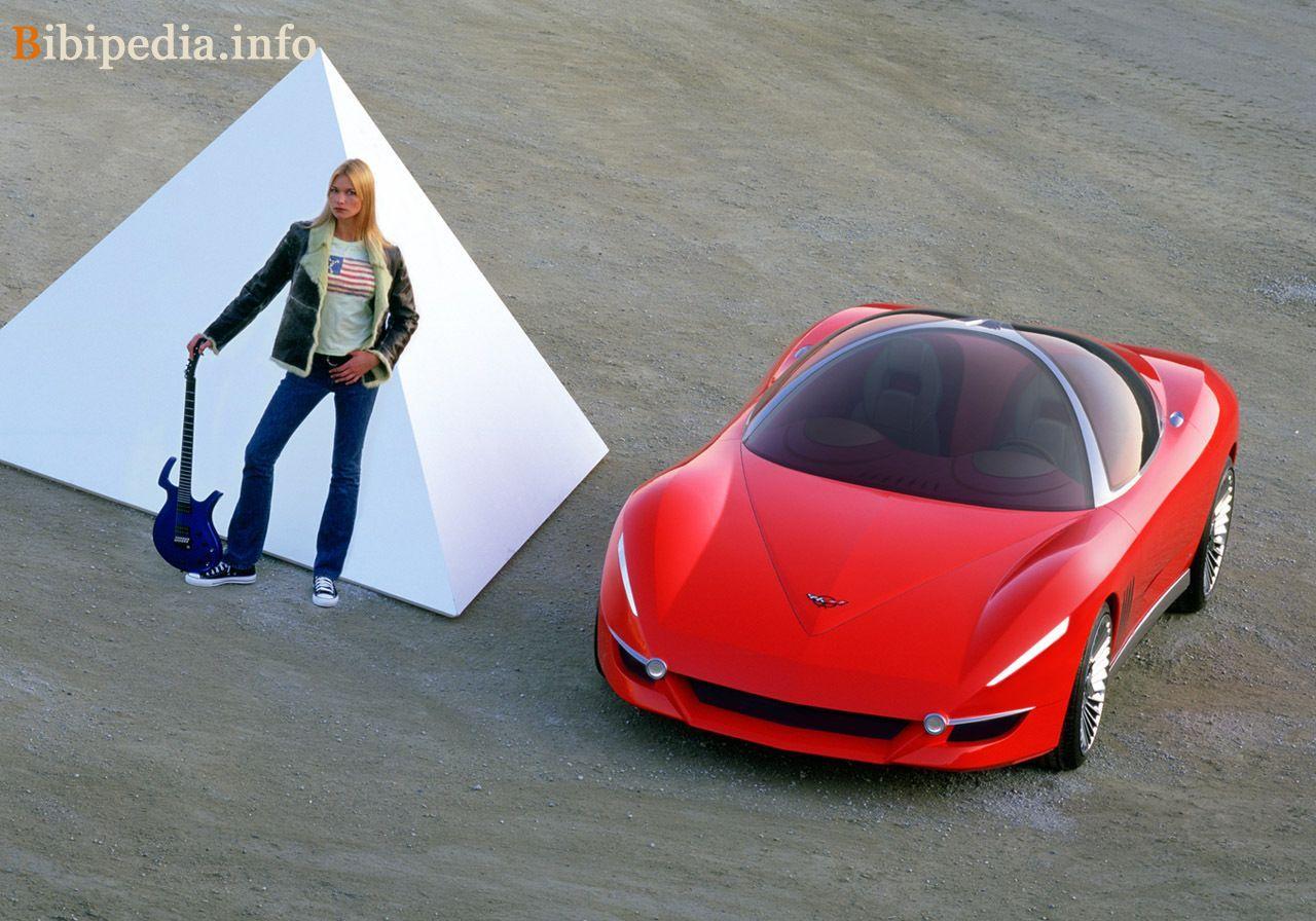 Corvette ItalDesign Moray