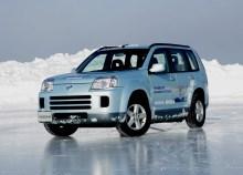Тех. характеристики Nissan X-trail 2001 - 2003
